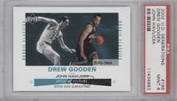 Drew Gooden /999 [PSA9]