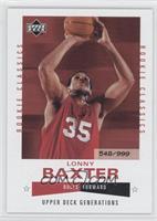 Lonny Baxter /999