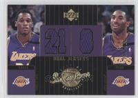 Kobe Bryant, Kareem Rush /325