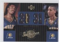 Fred Jones, Reggie Miller /1500