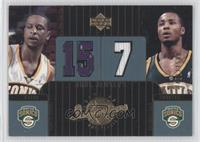 Ronald Murray, Rashard Lewis /1500