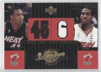 Rasual Butler, Eddie Jones /1500
