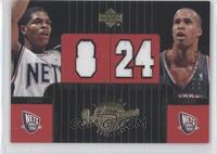 Tamar Slay, Richard Jefferson /1500