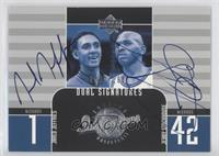 Jared Jeffries, Jerry Stackhouse /1600