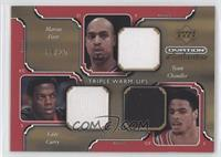 Eddy Curry, Marcus Fizer, Tyson Chandler /25
