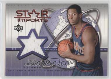2002-03 Upper Deck Star Imports Jerseys #NH-SI - Nene