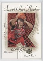 Jay Williams /499