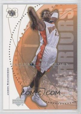 2002-03 Upper Deck Ultimate Collection Spectrum #17 - Jason Richardson /25