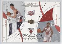 Yao Ming, Jason Williams /125