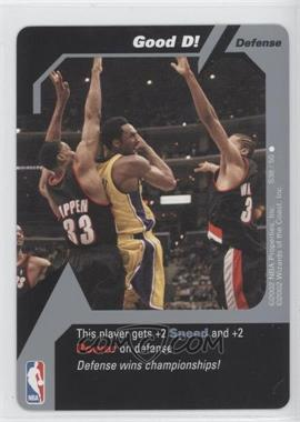 2002 NBA Showdown [???] #S38 - Kobe Bryant