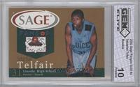 Sebastian Telfair [ENCASED]