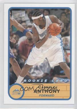 2003-04 Bazooka - [Base] #240 - Carmelo Anthony