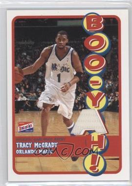 2003-04 Bazooka - Boo-Yah! Memorabilia #BBY-TMG - Tracy McGrady