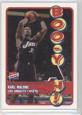 2003-04 Bazooka Boo-Yah! Memorabilia #BBY-KM - Karl Malone