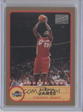 2003-04 Bazooka Gold #223 - Lebron James