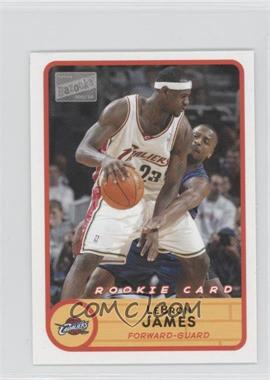 2003-04 Bazooka Mini #223 - Lebron James