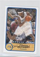 Carmelo Anthony (White Jersey)