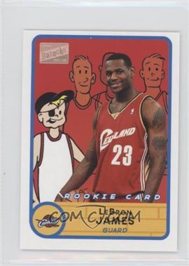 2003-04 Bazooka Mini #276 - Lebron James