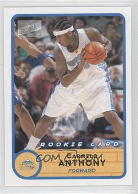 2003-04 Bazooka #240 - Carmelo Anthony