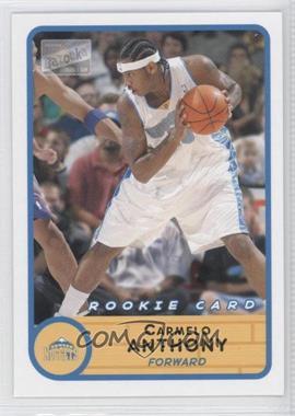 2003-04 Bazooka #240 - Carmelo Anthony
