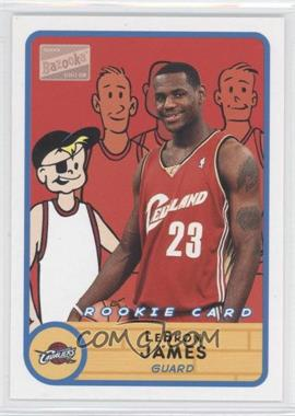 2003-04 Bazooka #276 - Lebron James