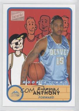 2003-04 Bazooka #278 - Carmelo Anthony