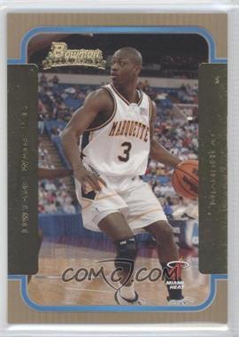 2003-04 Bowman - [Base] - Gold #149 - Dwyane Wade