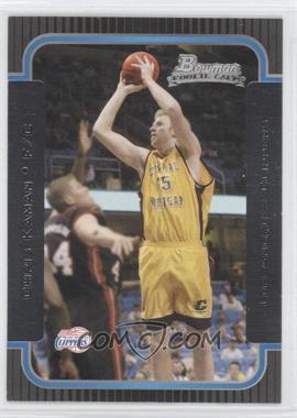 2003-04 Bowman - [Base] #121 - Chris Kaman