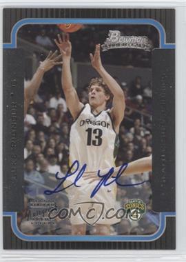 2003-04 Bowman - [Base] #155 - Luke Ridnour
