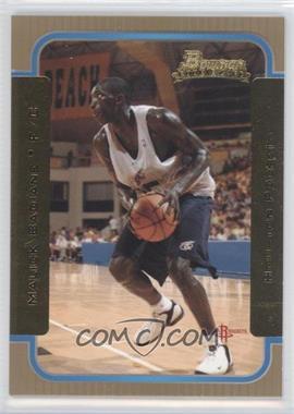 2003-04 Bowman Gold #128 - Malick Badiane