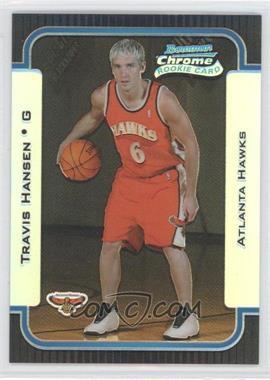 2003-04 Bowman Rookies & Stars Chrome Refractor #139 - Travis Hansen /300