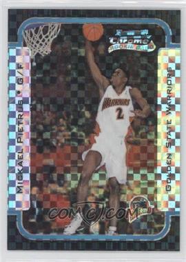 2003-04 Bowman Rookies & Stars Chrome X-Fractor #145 - Mickael Pietrus /150