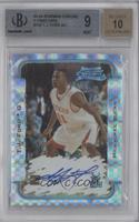 T.J. Ford /25 [BGS 9]