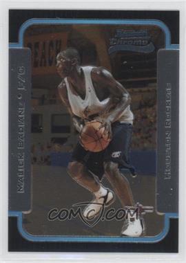 2003-04 Bowman Rookies & Stars Chrome #128 - Malick Badiane