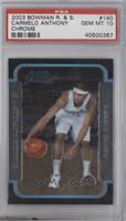 Carmelo Anthony [PSA 10]