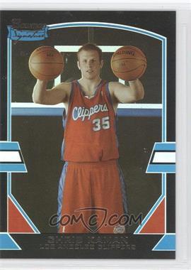 2003-04 Bowman Signature Rainbow #58 - Chris Kaman /125