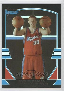 2003-04 Bowman Signature Rainbow #58 - Chris Kaman /125