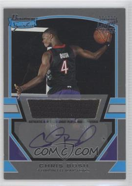 2003-04 Bowman Signature Silver #78 - Chris Bosh /249