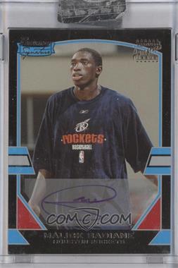 2003-04 Bowman Signature #69 - Malick Badiane /1250