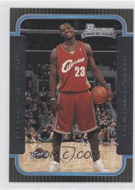 2003-04 Bowman #123 - Lebron James