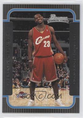 2003-04 Bowman #123 - Lebron James