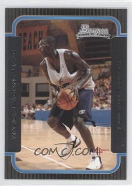 2003-04 Bowman #128 - Malick Badiane