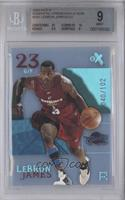 Lebron James /102 [BGS 9]