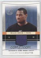 Willie Green /125