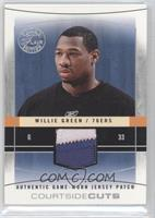 Willie Green /50
