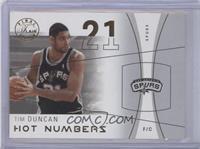 Tim Duncan /21