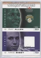 Ray Allen, Mike Bibby