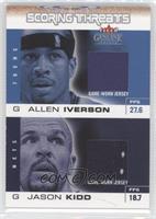 Allen Iverson, Jason Kidd /100