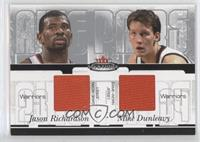 Jason Richardson, Mike Dunleavy /350