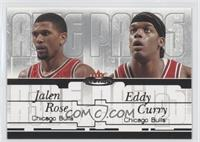 Jalen Rose, Eddy Curry /500